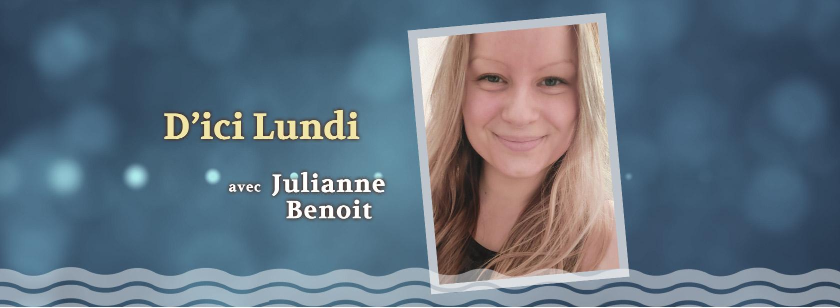 Julianne Benoita CKRO